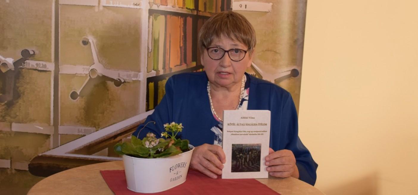 Könyvbemutató - Alföldi Vilma