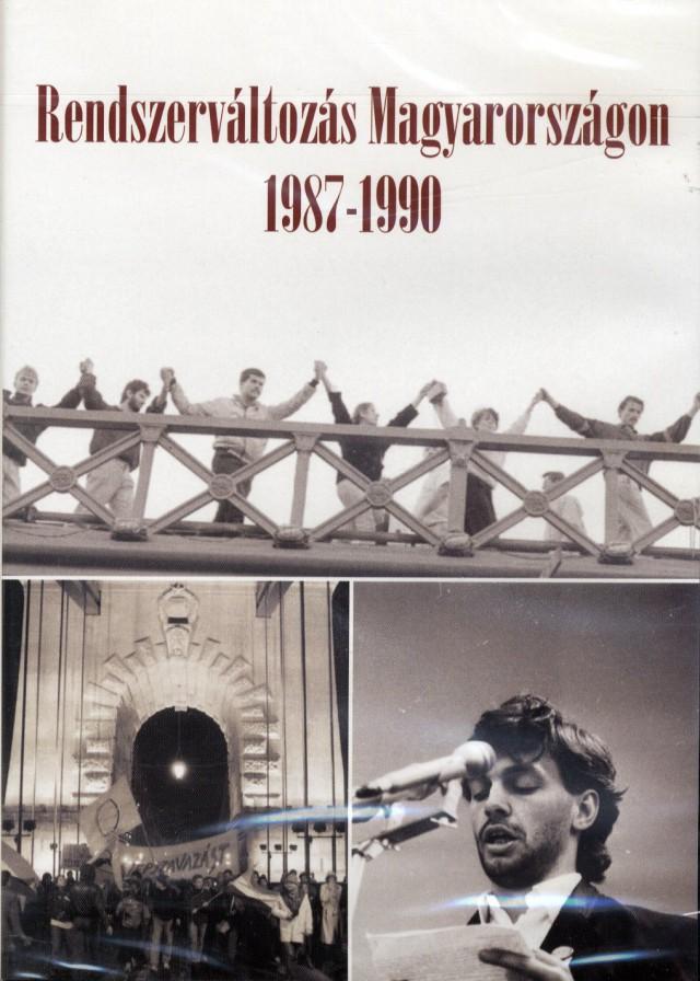 Rendszerváltozás Magyarországon, 1987–1990 (DVD)